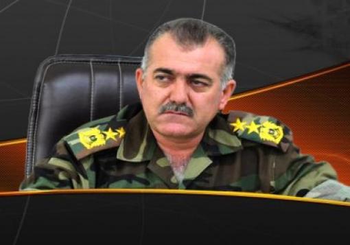 صورة عبد الجبار العكيدي يستقيل من المجلس القيادة العليا في هيئة الاركان