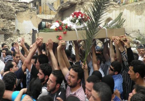 صورة حصيلة شهداء حلب و ريفها ليوم الإثنين 8-7-2013