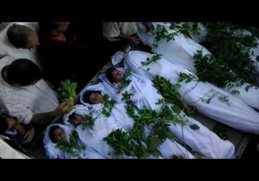 صورة حصيلة شهداء حلب و ريفها ليوم الثلاثاء 9-7-2013