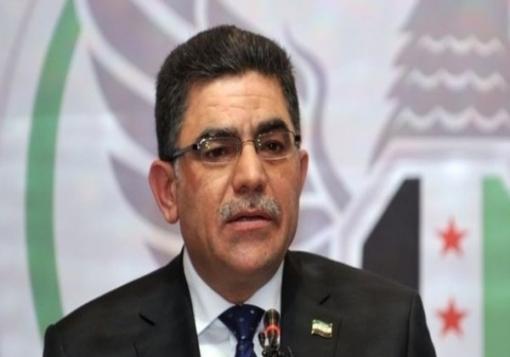 صورة غسان هيتو يعتذر عن عدم تشكيل حكومة سورية مؤقتة