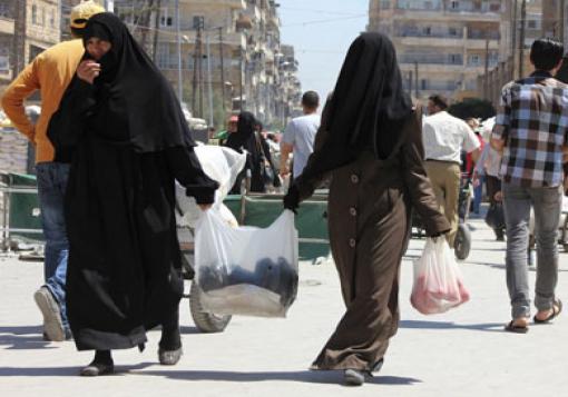 صورة شهبا برس || حلب || تقرير شهبا برس عن حلب القديمة و التعايش بين السُكّان