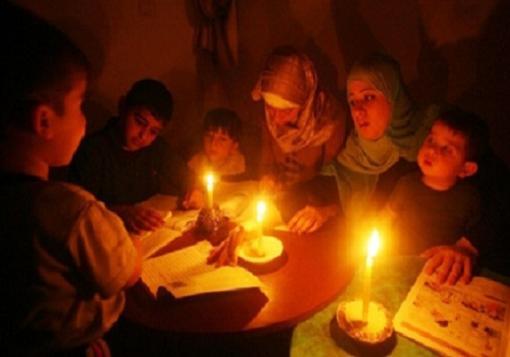صورة نداء من اهالي الريف الجنوبي لاصلاح الكهرباء