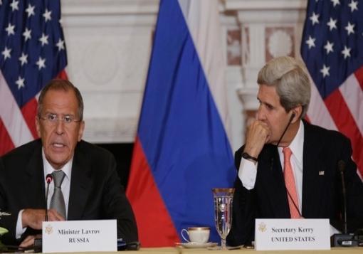 صورة اتفاق روسي – أميركي على عقد  جنيف -2  حول سوريا قريباً