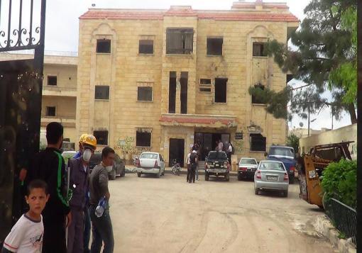 صورة شهبا برس : مخفر الاتارب يلقي القبض على عصابة تنتحل صفة الهيئة الشرعية في حلب