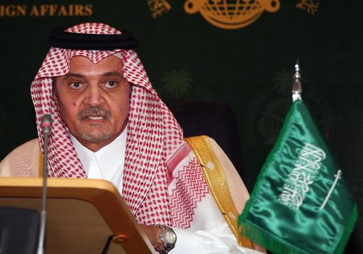 صورة سعود الفيصل: النظام السوري لا يريد إلا حلاً عسكرياً