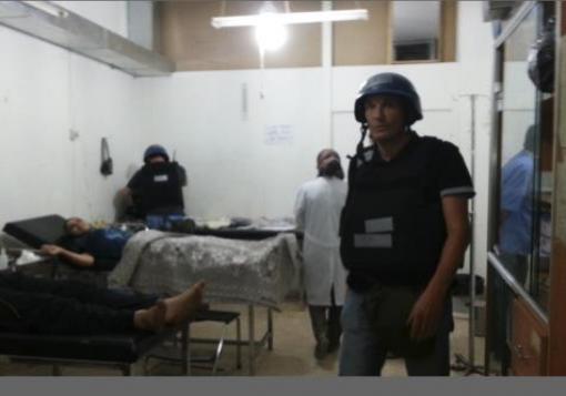صورة نتائج كيميائي سوريا بعد 3 أسابيع