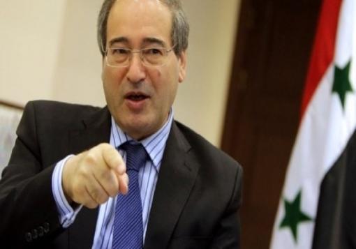 صورة سوريا تهدد بـ حرب عالمية ثالثة  عند توجيه ضربة لها