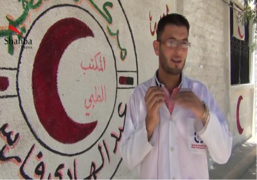 صورة حلب – مساكن هنانو : تقرير عن أعمال مجلس الإدارة المدنية لحي مساكن هنانو