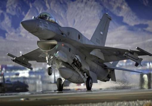 صورة أوباما يقرر توسيع ضربة سوريا واستخدام مقاتلات حربية