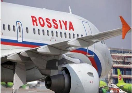 صورة طائرة روسية جديدة لإجلاء رعاياها من سوريا