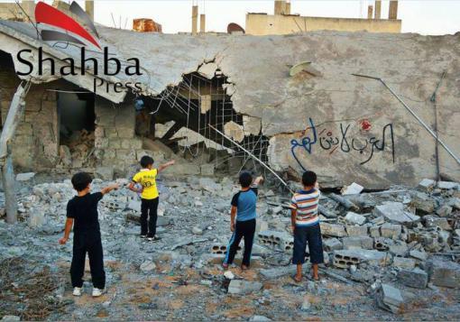 صورة ملخص المجريات الميدانية بحلب وإفادات مراسيلنا في إدلب 10-9-2013