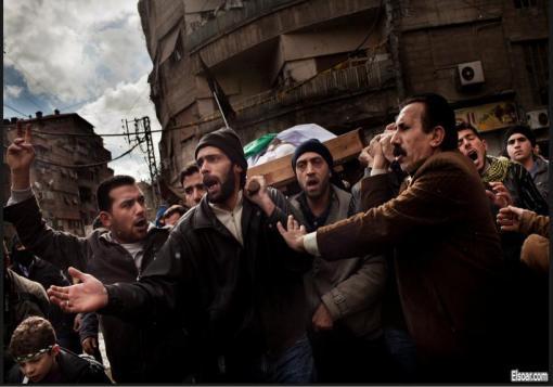 صورة حصيلة شهداء حلب وريفها لتاريخ 11/9/2013