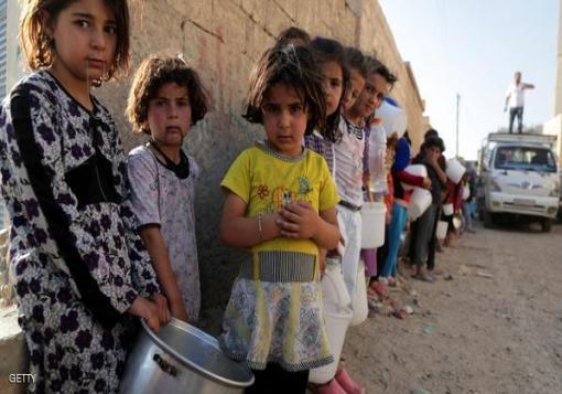 صورة 600 ألف سوري بحاجة لمساعدات عاجلة