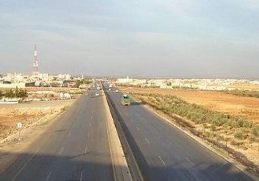 صورة شهبا برس : قوات النظام ترفض ادخال الاغذية الى حلب برا عبر طريق المنصور