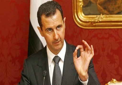 صورة الأسد تفادى ضربة أوباما العسكرية بلعبة العلاقات العامة