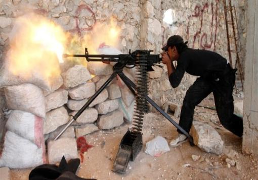 صورة خطة فرنسية جديدة لتزويد مقاتلي المعارضة السورية بأسلحة