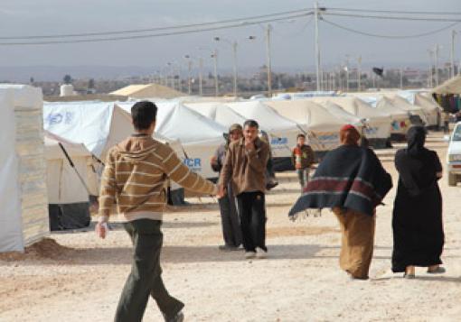 صورة بريطانيا تقدم مساعدات مالية للاردن لاستيعاب ازمة اللاجئين