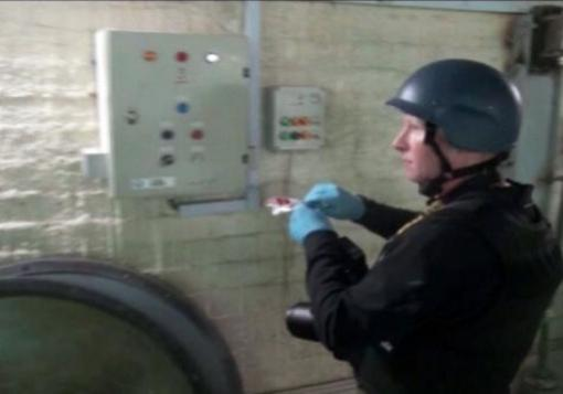 صورة منظمة حظر الكيميائي تدعو لدعم مهمتها بسوريا