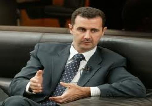 صورة كيري: تعاون الأسد في ملف الكيمياوي لن يبقيه في السلطة