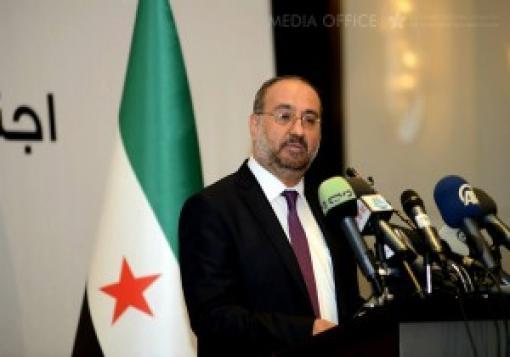 صورة حكومة أحمد طعمة ترى النور كأول حكومة سورية