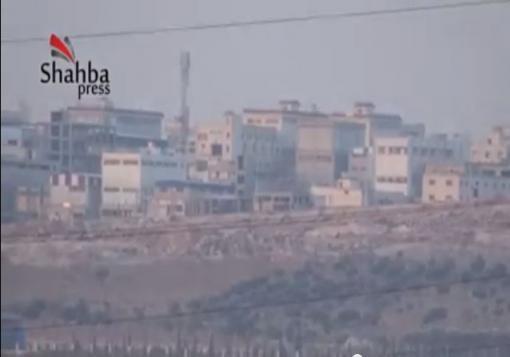 صورة خمسون قتيلاً من قوات النظام في نقيرين