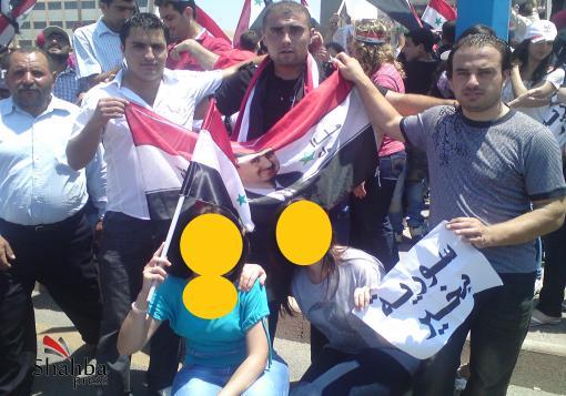 صورة سوريا بخير … فقط في موبايلات جنود الأسد الذين قتلوا على أيدي الثوار بحلب !