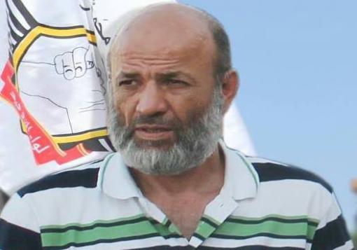 صورة القائد العام للواء التوحيد ينفي ما بثته قناة الجزيرة عن لقاء مع الأميركيين