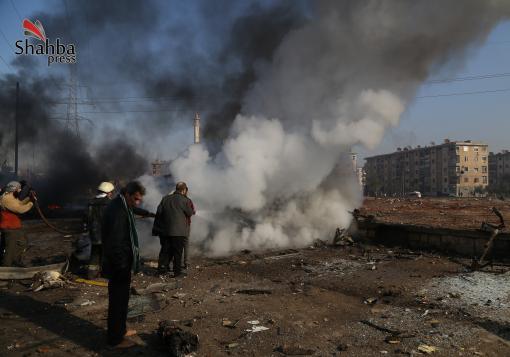 صورة #شهبا_برس : قرابة 300 شهيد في يوم دام في حلب