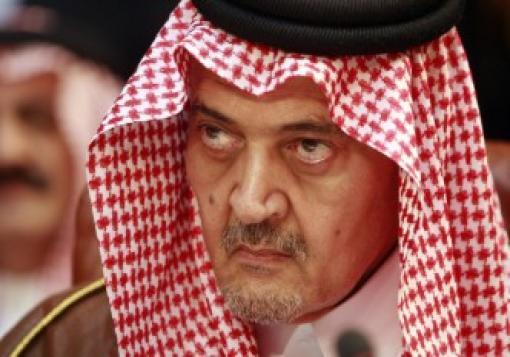 صورة سعود الفيصل يتجاهل إتهامات المعلم ويحض المؤتمرين في جنيف على عدم خذلان السوريين