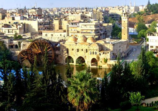 صورة اهم احداث اليوم في مناطق ريف حماة المحررة – 1-4-2013