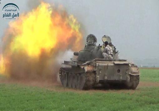صورة الثوار يتصدون لهجوم عنيف في الشيخ نجار ويقتلون العشرات من مليشيات أسد