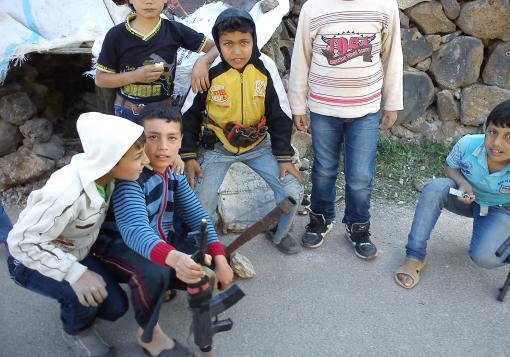 صورة اهم الاحداث الميدانية في محافظة درعا ليوم الأربعاء 16-4-2014