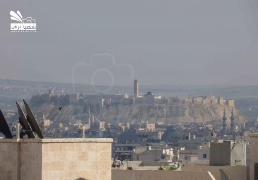 صورة أهم الأحداث الميدانية في محافظة حلب ليوم  الخميس 17-4-2014