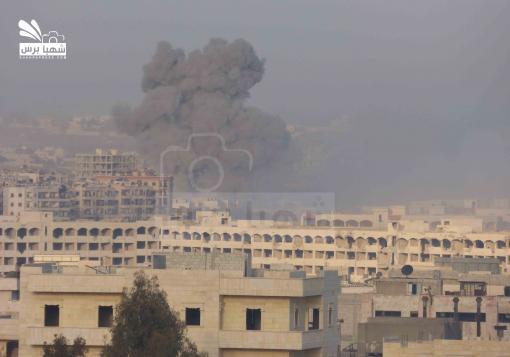 صورة أهم الأحداث الميدانية في محافظة حلب وريفها ليوم السبت 19-4-2014