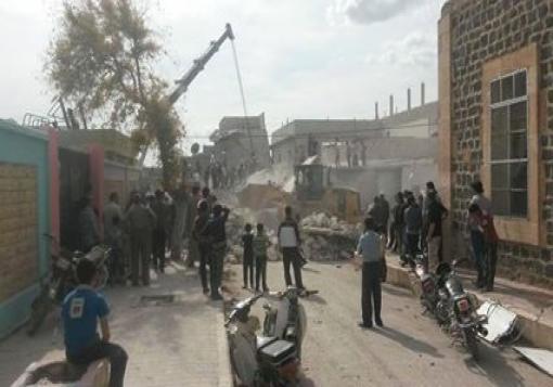 صورة هدنُ نظام الأسد تعني المزيد من القتل !!