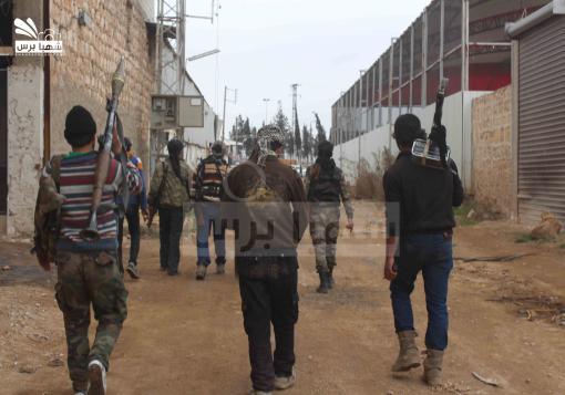صورة جبهات دمشق واستحقاق الإنتخابات الرئاسية