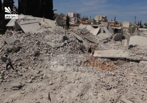 صورة سوريا تنتحب