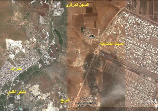 صورة 107 عناصر حصيلة قتلى النظام في أسبوع و الثوار يتقدمون في الزهراء