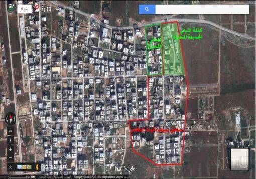 صورة السيطرة على مقرات النظام و ميلشياته , ومقتل العشرات منهم في الراشدين