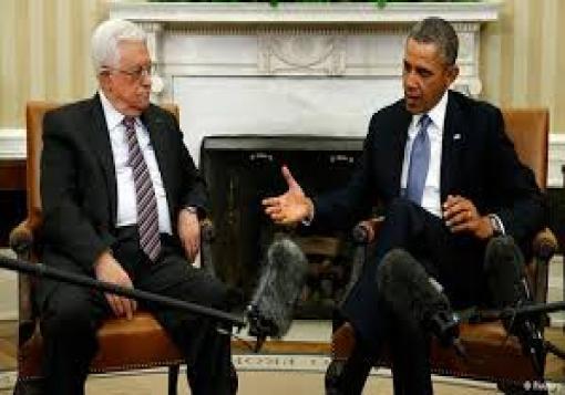 صورة عباس  يهنئ الأسد وصبيانه ينكرون  وأوباما يعد المعارضة السورية بنصف مليار دولار لتدريب مقاتليها