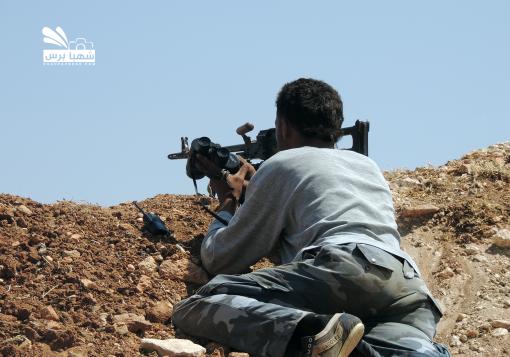 صورة مجاهدي نهروان الشام يتقدمون في عدة قرى في ريف حلب الشمالي