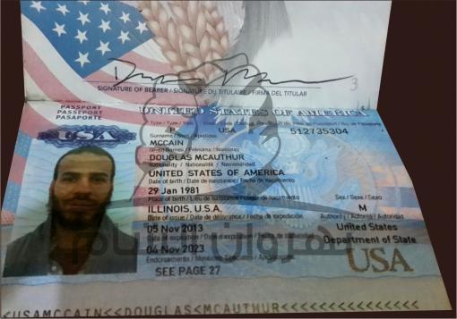 صورة نهروان الشام تكشف عن هوية الجندي الأميركي الذي قُتل  في صفوف داعش