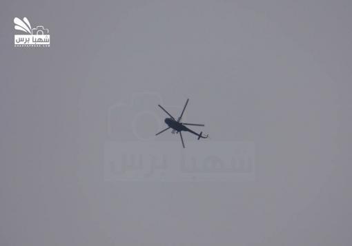صورة نفاذ المواد المتفجرة من معامل دفاع النظام بحلب وخشية من اللجوء للاحتياطي لقتل من بقي حياً!