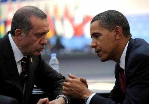 صورة شروط أنقرة لتنشيط دورها في التحالف : إضعاف الأسد