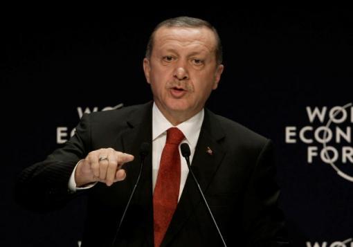صورة أردوغان: سنحارب الدولة الإسلامية وسنعمل على رحيل الأسد