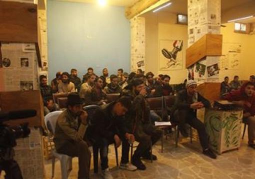 صورة مجلس ثوار حلب : خطوة في طريق الوحدة