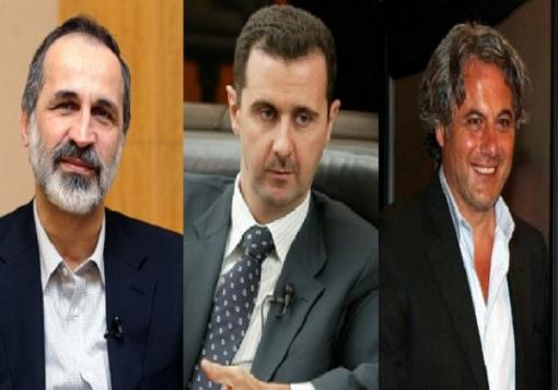 صورة بشار مستعد لتقديم  تنازلات و أسماء الخطيب و طلاس تطرح مجدداً .. هل سيحتفل الأسد بأعياد الميلاد مع بوتين في موسكو ؟