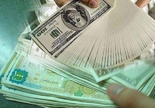 صورة تراجع قيمة الليرة أمام العملات الأجنبية