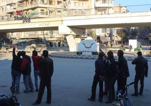 صورة أكثر من 400 غارة لطيران الأسد خلال أربعة أيام
