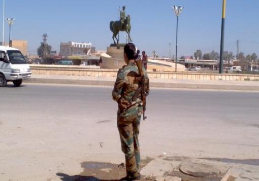 صورة الأكراد يطردون قوات الأسد من الحسكة ويتوعدون خضور بالتصفية
